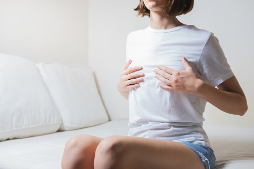 How should I check my Breasts?